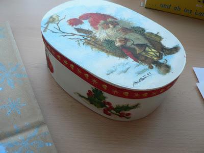 Geschenketüte mit Serviette! 9