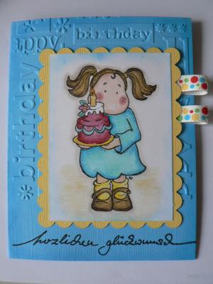 Geburtstagskarte 3