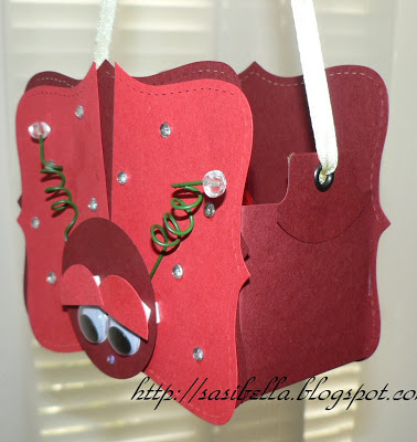 Ladybug-Täschchen 11