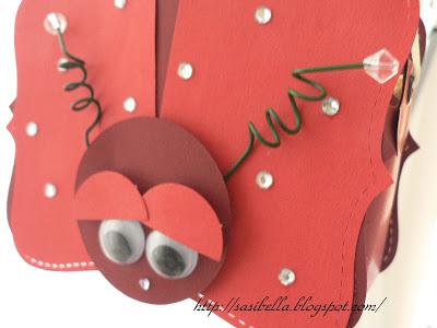 Ladybug-Täschchen 10