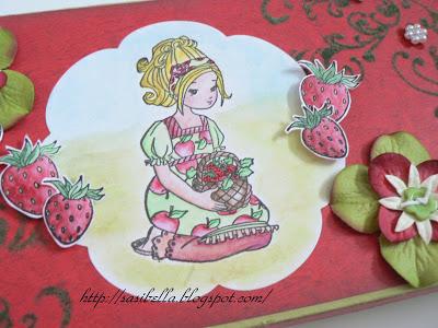 Erdbeerbox ~ Tauschimauschi 23