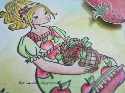 Erdbeerbox ~ Tauschimauschi 24