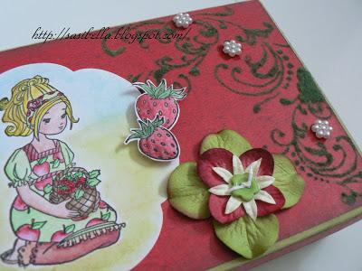Erdbeerbox ~ Tauschimauschi 25