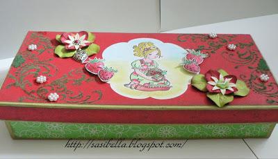 Erdbeerbox ~ Tauschimauschi 27