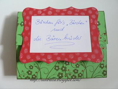 Erdbeerbox ~ Tauschimauschi 30