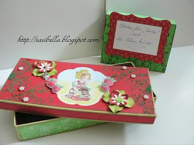 Erdbeerbox ~ Tauschimauschi 21