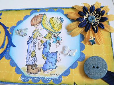 Zauberbox für Nähmaus + Handmade Schildchen 22