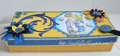 Zauberbox für Nähmaus + Handmade Schildchen 23