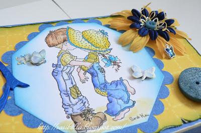 Zauberbox für Nähmaus + Handmade Schildchen 24
