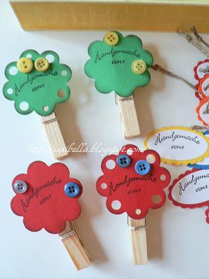 Zauberbox für Nähmaus + Handmade Schildchen 9