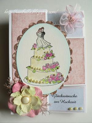 Tri-Shutter Karte zur Hochzeit 23