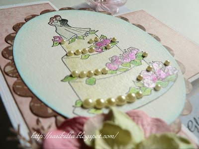 Tri-Shutter Karte zur Hochzeit 20