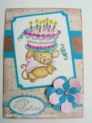 Happy Birthday Basteltiger!!!!!!!!!!! 9