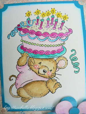 Happy Birthday Basteltiger!!!!!!!!!!! 2