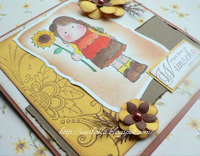 ~Sonnenblumen Wünsche~ 4