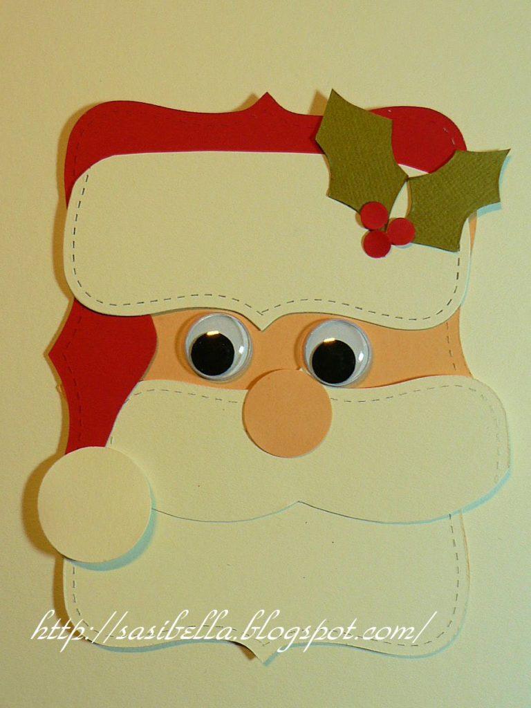 DIY Zuckerstangen-Weihnachtsmann 22