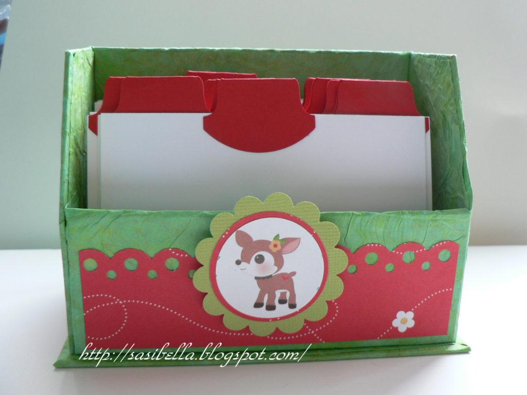 Geschenke Set Notizbuch + Karteikartenbox + Workshop Schokotafel-Verpackungs-Karte! 33