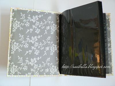 ~Vintage angehaucht~ , Blechdose und Fotoalbum gepimpt 32