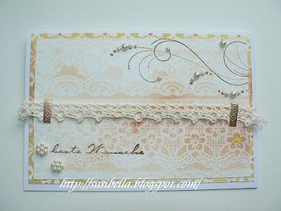 Karte zur Hochzeit! 1