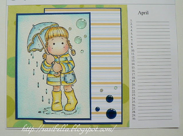 Kalenderblatt April 5