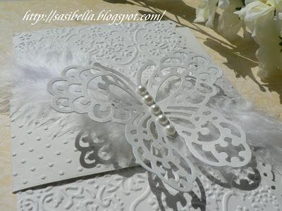 Tri Fold Card - Wieder mal Hochzeit 6