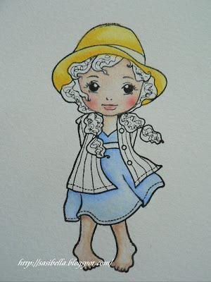 Gast -DT beim Stempeleinmaleins - Coloration mit Twinklings 14