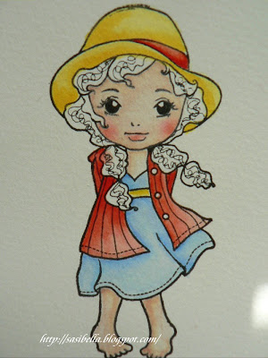 Gast -DT beim Stempeleinmaleins - Coloration mit Twinklings 16