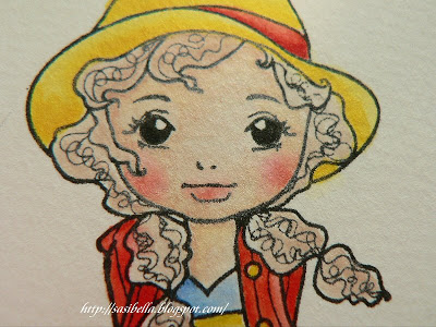 Gast -DT beim Stempeleinmaleins - Coloration mit Twinklings 59