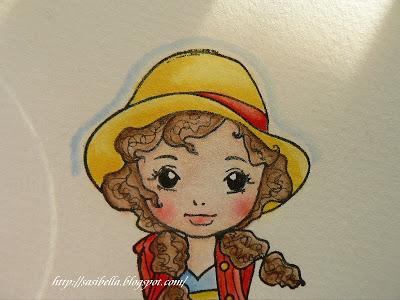 Gast -DT beim Stempeleinmaleins - Coloration mit Twinklings 61