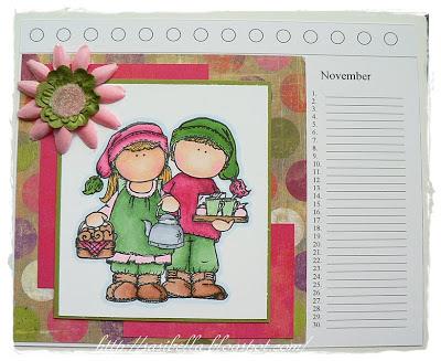 Kalenderblätter 7