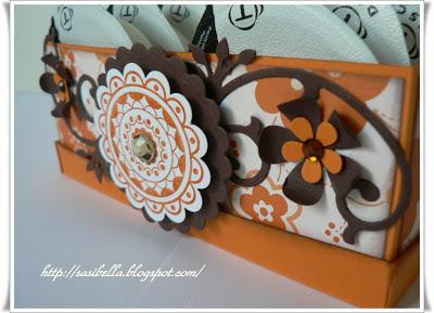 Teebeutel Box für Kaffee Discs 19