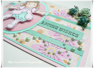 Geburtstagskarte mit Tilda 12