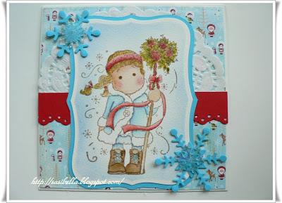 Weihnachtskarten 9
