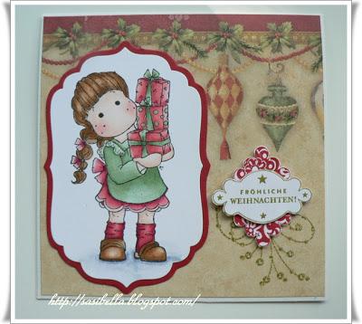 Weihnachtskarten 1