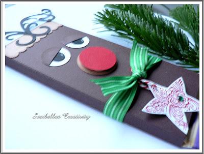Adventskalendertürchen 4 - Rudolph a`la Stampin up 3
