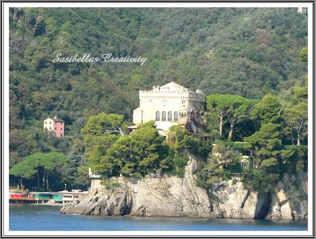 Tag 5 - Portofino ,Ort der Schönen und Reichen 56