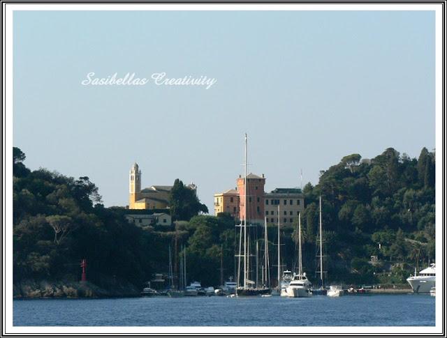 Tag 5 - Portofino ,Ort der Schönen und Reichen 57
