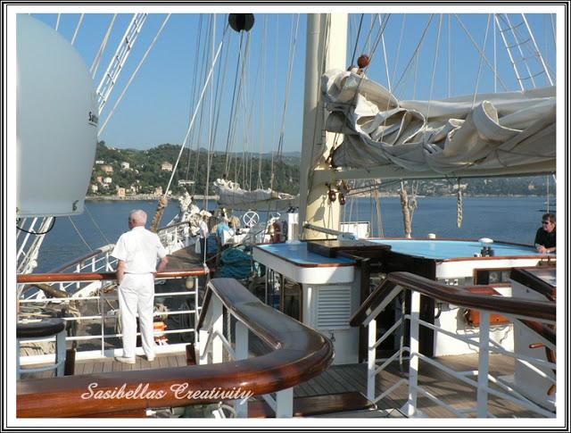 Tag 5 - Portofino ,Ort der Schönen und Reichen 58