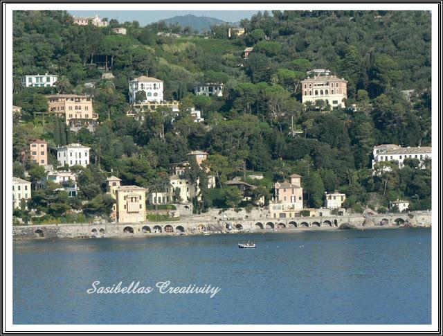 Tag 5 - Portofino ,Ort der Schönen und Reichen 59