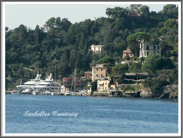 Tag 5 - Portofino ,Ort der Schönen und Reichen 55