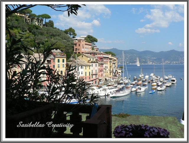 Tag 5 - Portofino ,Ort der Schönen und Reichen 60