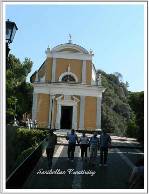 Tag 5 - Portofino ,Ort der Schönen und Reichen 62