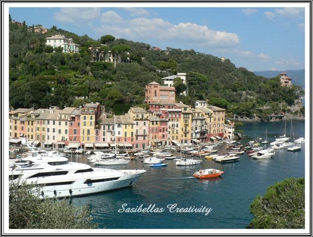 Tag 5 - Portofino ,Ort der Schönen und Reichen 64
