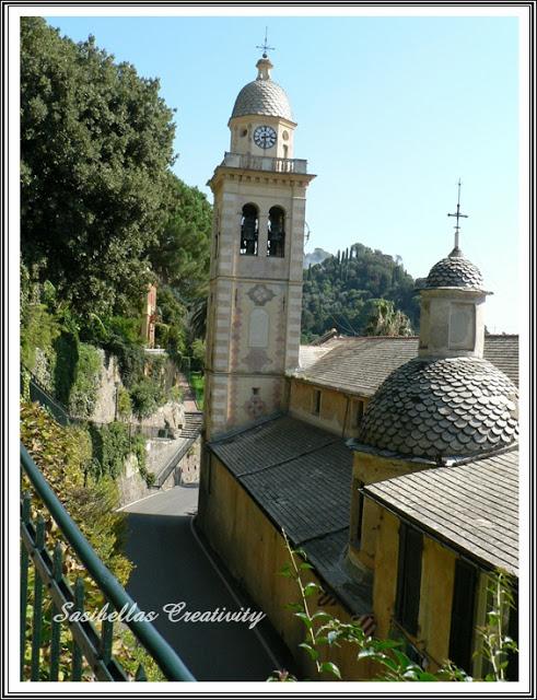 Tag 5 - Portofino ,Ort der Schönen und Reichen 70