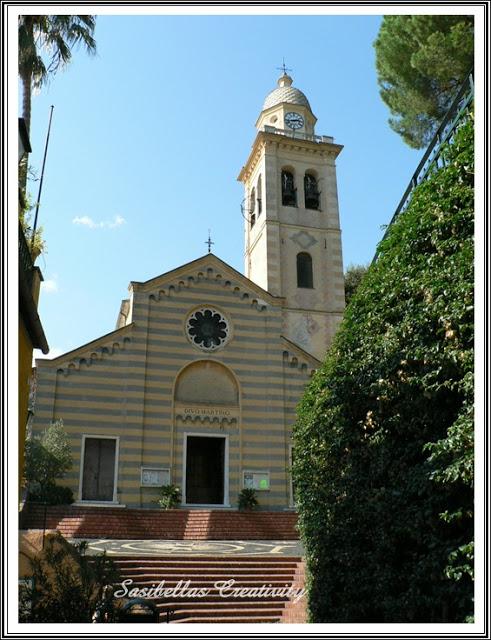 Tag 5 - Portofino ,Ort der Schönen und Reichen 74