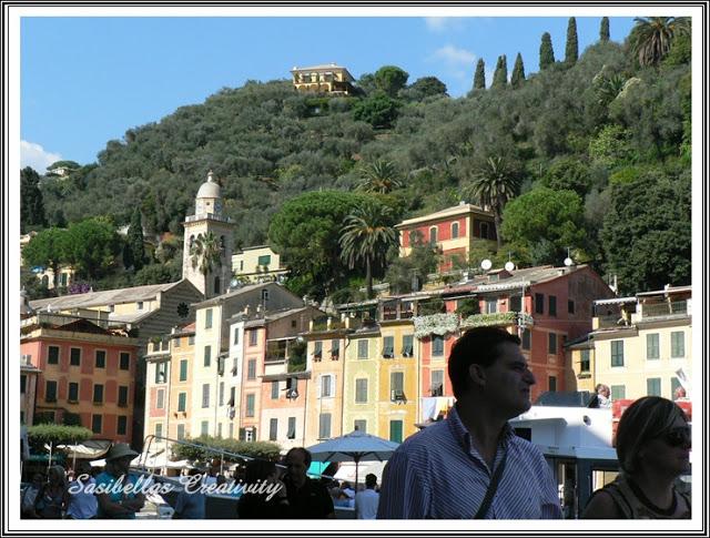 Tag 5 - Portofino ,Ort der Schönen und Reichen 76