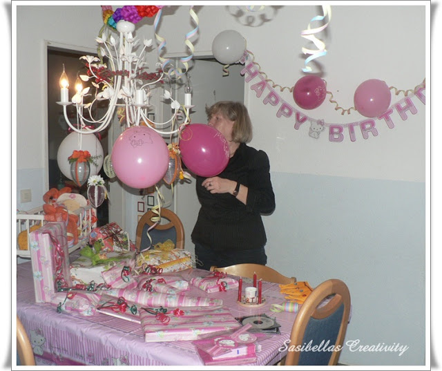 Happy Birthday kleiner Schatz 3