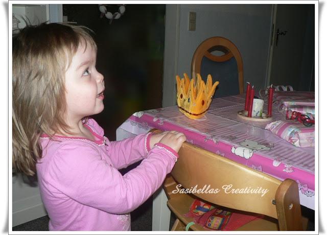 Happy Birthday kleiner Schatz 5
