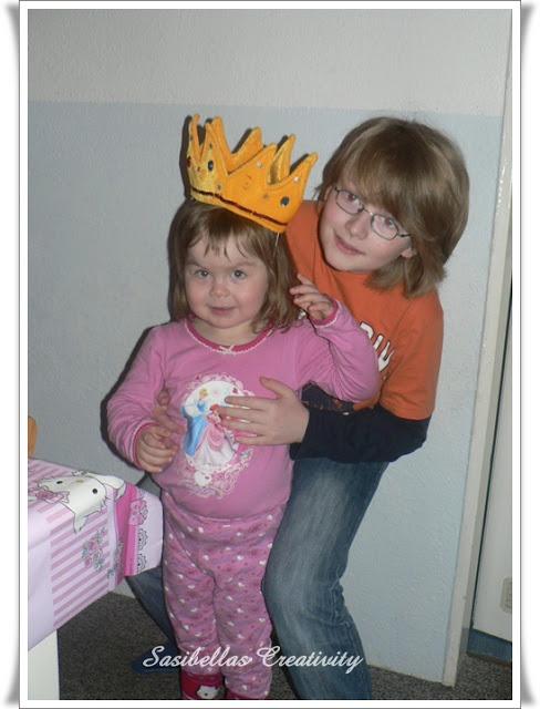 Happy Birthday kleiner Schatz 6