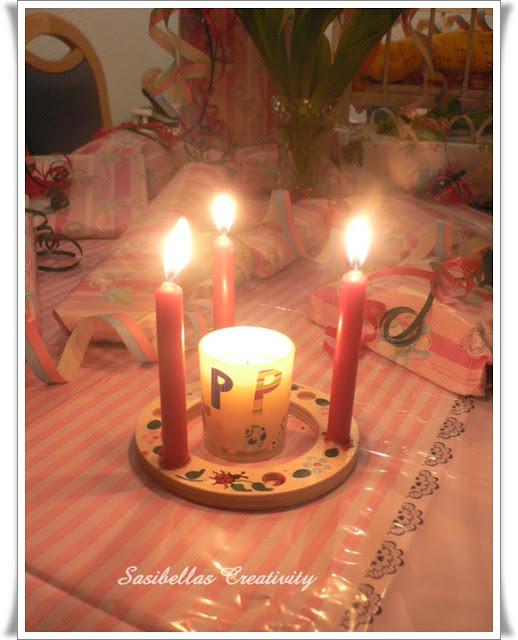 Happy Birthday kleiner Schatz 1